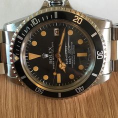 VERY NICE SUBMARINER 1680   #rare #Rolex #rarerolex #nbtimes #rolexpassion #patina #military #milsub #giltdial #luxury #1680 #antique #cartier #trf #tiffany #christies #swiss #vintage #vrf #vintagerolex #paulnewman #pumpkin #submariner #sub #seadweller #oyster #chocolate #brownie #brown #5513 by nbtimes
