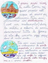Risultati immagini per verifica nascita della terra scuola elementare