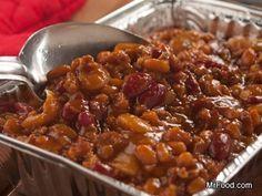 Hillbilly Baked Beans | mrfood.com