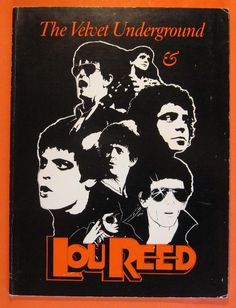 The Velvet Underground and Lou Reed by Mike West