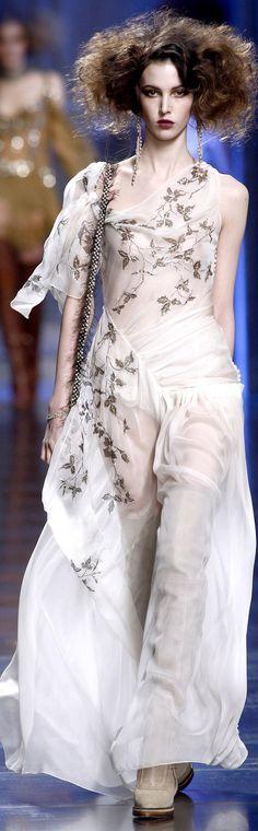 John Galliano for Christian Dior, Fall 2010