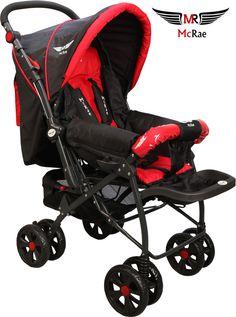 McRae MC 750 Comfort Çift Yönlü Lux Bebek Arabası - Kırmızı --Fiyat: 224,90 TL-- http://goo.gl/Htwyh6