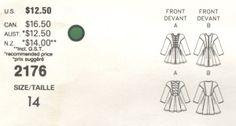 Vogue 2176 schematic