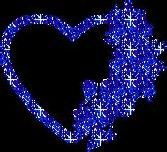 Image result for Roses and Hearts Animated Sparkly Rainbows