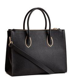 Handbag   Black   Ladies   H&M US
