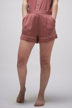 Smoky Pink Shorts
