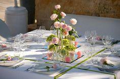 Organiser un mariage romantique autour de la rose, quelle douce inspiration - Mariage.com