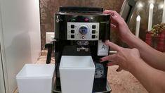 Кофемашина DeLonghi MagnificaS ECAM20.11Х-21.11Х-22.11Х Keurig, Drip Coffee Maker, Kitchen Appliances, Youtube, Vending Machines, Diy Kitchen Appliances, Home Appliances, Coffee Making Machine, Kitchen Gadgets