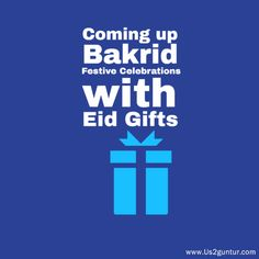 Coming up #Bakrid  Watch this Space for more Fabulous Gift Ideas. http://is.gd/Bakrid