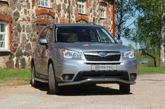 Metec CityGuard til Subaru Forester FrontGuard. Subaru Forester, Vans, Vehicles, Van, Rolling Stock, Vehicle