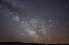 https://flic.kr/p/G2gGci | 20160409-Badlands Night Light. | #dakota #POTD #Day1561 #badlands #MilkyWay #astrophotograpy #nightsky #darksky