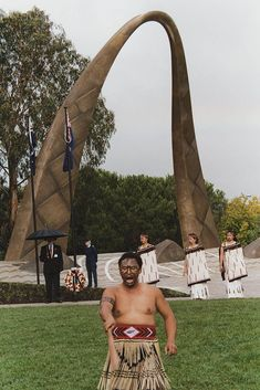 This memorial was created to commemorate the relationship between Australia and New Zealand.