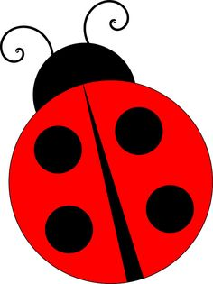 Free Image on Pixabay - Ladybug, Ladybird, Nature, Insect Ladybug Crafts, Ladybug Party, Art Drawings For Kids, Easy Drawings, Applique Patterns, Applique Designs, Ladybug Cartoon, Baby Quilts, Painted Rocks
