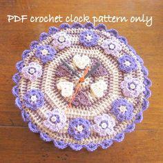PDF by PollyKrafts Crochet Wreath, Crochet Flowers, Framed Doilies, Doily Art, Simple Flowers, Sell Items, Photo Tutorial, Double Knitting, Knitting Yarn