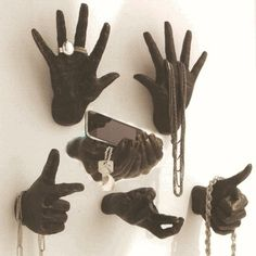 How to Sell More Jewelry using Eye Catching Displays Using Mannequin Hands | The Mannequin Madness Blog