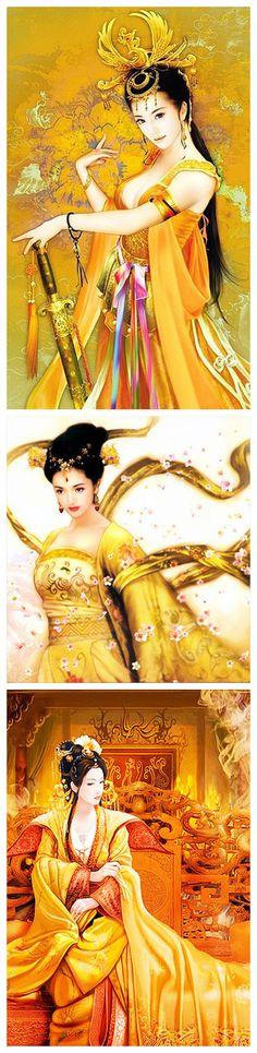 # Chinese Art RP by splashtablet. Chinese Painting, Chinese Art, Art Chinois, Art Asiatique, 3d Fantasy, China, Japanese Art, Asian Art, Unique Art