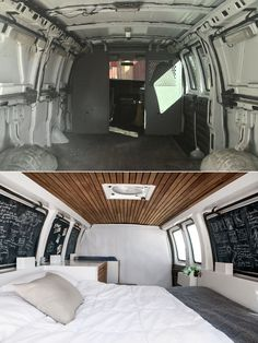 Explore the entire van conversion process and learn what it takes to live life…