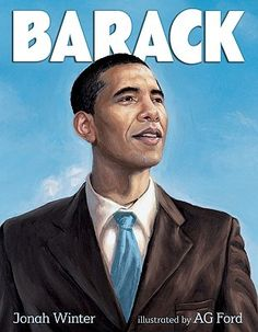 A glowing picture book biography of the President of the United States, Barack Obama.This is a journey that began in many places.It began in Kansas,. Black History Books, Black History Month, New Books, Books To Read, Hip Hop Art, American Presidents, American History, My Black Is Beautiful, Children's Literature