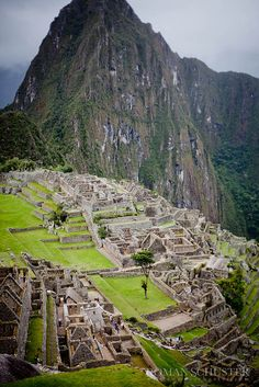20 Marvelous Places Around the World - Machu Picchu, Peru