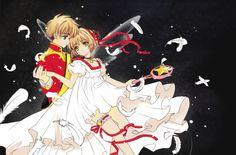 Cardcaptor Sakura, Syaoran, Manhwa, Xxxholic, Card Captor, Cute Anime Couples, Digimon, Magical Girl, Anime Love