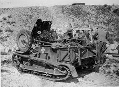 panzerjager da 37 mm su chenillette renault