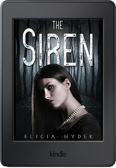 Enter to Win a Kindle Paperwhite from Paranormal Author Elicia Hyder http://www.eliciahyder.com/giveaways/the-siren-giveaway-elicia-hyder/?lucky=5917