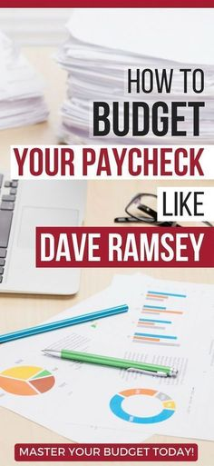 Dave Ramsey Recommended Household Budget Percentages (+How To Determine Your Own) – Finance tips, saving money, budgeting planner Budget Des Ménages, Mon Budget, Faire Son Budget, Making A Budget, Create A Budget, Making Ideas, Budget Help, Budgeting Finances, Budgeting Tips
