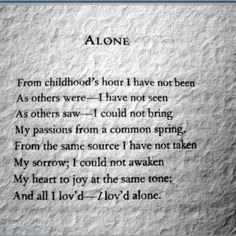 Short Poems By Edgar Allan Poe 2