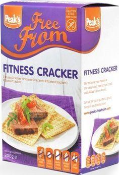 SPEAK'S Fitness crackers sans gluten 200grLes Fitness Crackers pour une alimentation sans gluten et comme aliment pour sportifs. Concues en partie avec des pousses de soja. Source d'énergie délicieuse et saine. www.chockies.net Crackers, Comme, Fitness, Gluten Free, Ethnic Recipes, Food, Gluten Intolerance, Healthy, Glutenfree