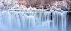 Winter Falls by Jarrod Castaing