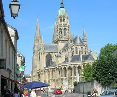 Bayeaux Cathedral Normandy