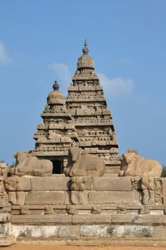 essay on art and architecture of pallavas