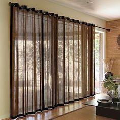 Bamboo Blinds For Sliding Doors