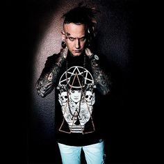 "CRMC X @lzhra ""Orange Odyssey"" Tee Available at www.crmcclothing.co | WE SHIP WORLDWIDE Model - Ryan Wreckless Photography - Archivalgrams #clockworkorange #aclockworkorange #stanleykubrick #malcolmmcdowell #2001aspaceodyssey #occult #eyeswideshut #kubrick #geometry #tattooed #stanleykubrickexhibit #crows #Ravens #tattoo #tattoos #blackwear #black #alternative #alternativewear #alternativestreetwear #alt #altwear #dark #darkwear #streetwear #crmcclothing #streetwear Occult Symbols, Crows Ravens, Stanley Kubrick, Direct To Garment Printer, Mens Tees, Fashion Prints, Geometry, Streetwear, Alternative"
