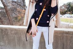 Heart Sweater - Dallas Wardrobe