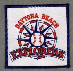 Daytona Beach (FL) Explorers (1990-91) Minor League Baseball, Daytona Beach
