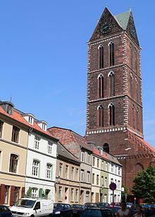 Marienkirche (Wismar) – Wikipedia
