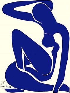 Matisse: Blue-Nude