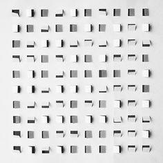 Original art and photography by Michael Adendorff 3d Cuts, Libros Pop-up, Paper Artwork, Paper Folding, Grafik Design, Installation Art, Textures Patterns, Paper Cutting, Art Drawings