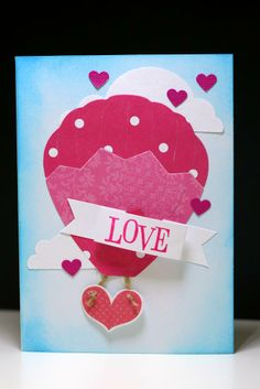 Card: Love is in the Air