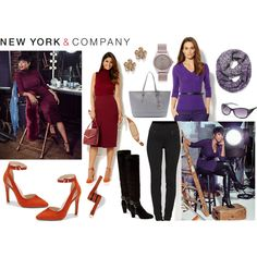 Jennifer Hudson and New York and Company by gabriele-bernhard on Polyvore featuring New York & Company, jenniferhudson and nyandcompany