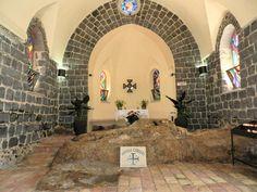 El Primado de Pedro, junto al Mar de Galilea: ´¿Pedro me amas?... ES LA PREGUNTA QUE CONTINUAMENTE NOS HACE EL SEÑOR