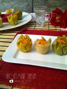 Dapur Comel Selma: Vegetable Dimsum (Shumai)