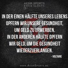 Ist es nicht so? - Aesir Sports & www.AesirSports.de