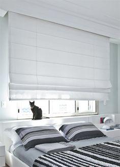 modelos de persiana para quarto de casal