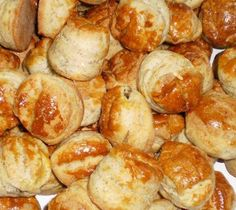 toportyus pogacsa Savory Pastry, Pretzel Bites, Bread, Baking, Bor, Christmas, Rustic, Xmas, Brot