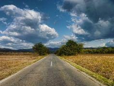Put za selo Senje