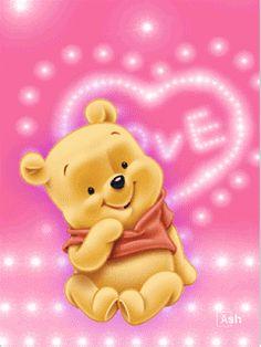 Disney Babys, Cute Disney, Disney Mickey, Disney Art, Cute Winnie The Pooh, Winne The Pooh, Winnie The Pooh Quotes, Eeyore, Tigger
