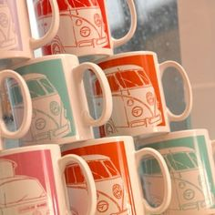 VW Camper Mug... I love these