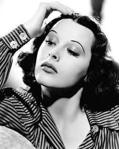 sparklejamesysparkle: Hedy Lamarr by Clarence... | ♥ Old Hollywood ♥